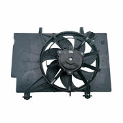 7 Blade Radiator Ac Condenser Cooling Fan Assembly Fit Ford Fiesta 2011-2017
