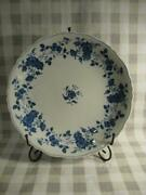 Royal Meissen Fine China Of Japan Chop Plate
