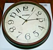 Antique Style Vintage Collectible 1837 Wall Clock Decorhylandanew