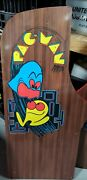 Arcade1up Pacman 40th Anniversary Edition Set Of Side Panels [us] Andtrade