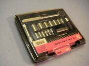 Kd Tools 91504 Sae 6/12-point Socket Set 17 Piece 1/4 + 3/8 Drive Made In Usa