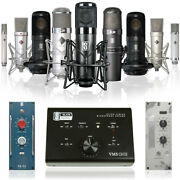 Slate Digital Vms Microphone Modeling System W/ Classic Tubes 2 Expansion Pack