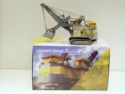 Pandh 4100xpc Mining Shovel - Weathered - Twh 1160 Scale Model 123-01344 New