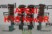 Toyota Celica St185 3sgte 89-93 Shock Absorber [gt4 Newsr Apexi] Front 48520207