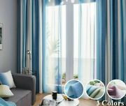 70-90 Blackout Curtains Living Room Bedroom Kitchen Home Decoration Curtain