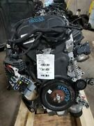 Engine 2.0l Vin 40 4th And 5th Digit B4204t11 Fits 16-18 Volvo S60 1349442