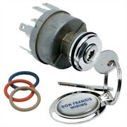 Ron Francis Wiring Is-08 Synergy Series Ignition Switch With Plug Terminals 1 In