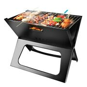 Imountek 17 Heavy Duty Portable Charcoal Barbeque Grill