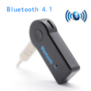 100ps Wireless Bluetooth3.5mm Car Audio Music Stereo Hands-free Receiver Adapter
