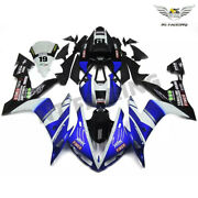 Ntu Blue Injection Molding Abs Fairing Kit Fit For Yamaha Yzf R1 2004-2006 T073