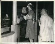 1939 Media Photo Marion Talley And George Ferris In Mamaroneck Police Court In Ny