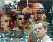 Philip Madoc - Brockley In Doctor Who Daleks Invasion Earth 2150 Ad Hand Signed
