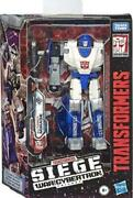 Hasbro Toys War For Cybertron Siege Deluxe Mirage New In Stock Misb Uk