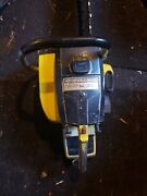 Mcculloch Chainsaw 3-10e For Parts Or Repair Electric Start