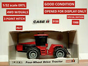 1/32 Case Ih Tractor W/duals 1988 Special Edition By Ertl