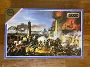 5000 Falcon The Attack And Taking Of Ratisbon Jigsaw Puzzle By Thévenin 3154