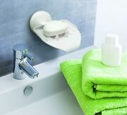 2 Pallets Soap Dish With Drain Bar Soap Holder For Bathroom And Kitchen