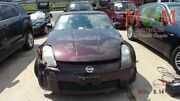 Trunk/hatch/tailgate Coupe Without Spoiler Fits 03 350z 787018