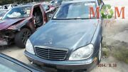 Automatic 220 Type Automatic S350 Fits 06 Mercedes S-class 793051