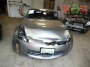 Trunk/hatch/tailgate Coupe Without Spoiler Fits 08 350z 860185