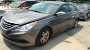 Front Clip Without Fog Lamps Fits 14 Sonata 1621548
