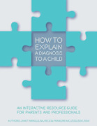 Arnold Janet-ht Explain A Diagnosis To A Ch Book New
