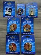 D23 Expo 2013 Limited Edition Pin Lot