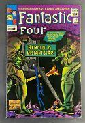 Fantastic Four 1961 37 Fn+ 6.5 1st Appearance Princess Anelle Jack Kirby