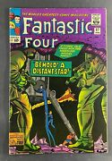 Fantastic Four 1961 37 Fn- 5.5 1st Appearance Princess Anelle Jack Kirby