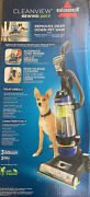 Bissell Cleanview Rewind Pet 2491 Bagless Upright Vacuum Scatter-free
