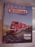 Williams By Bachmann Model Trains Toys Collectibles Catalog 2008