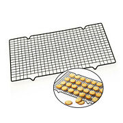 Baking Cooling Drying Rack Wire Cookie Cake Food Kitchen Tools Stand Net Ho Fei