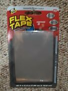 Flex Tape Mini 3 X 4 Super Strong Waterproof Tape Clear 2 Count