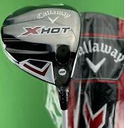 Callaway X Hot 19 Driver 10.5 Senior A-flex Project X Velocity New 80517