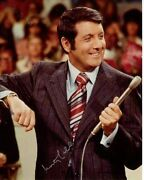 Monty Hall Signed Autographed Let's Make A Deal Photo
