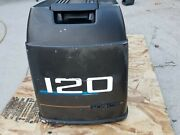 1990-1994 Force Outboard 120hp Engine Cover