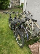 5 Project Bicycles All Need Work Schwinn, Murray, Huffy Etc