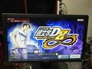 Sega Ringedge Motherboard With Initial D Arcade Stage 8 Tested Working