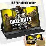 15.6 Portable Monitor Game Ps4 Call Of Duty Xbox One Nintendo Switch Laptop Comp