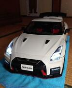 Used Near Mint Deagostini Weekly Nissan Gt-r Nismo Finished Product 1/8 Japan