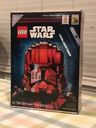 Sdcc 2019 Comic-con Exclusive Lego Star Wars Sith Trooper Bust 28/3000