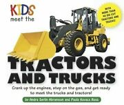 Kids Meet The Tractors And Trucks By Andra Serlin Abramson Used