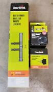 Char Broil Bar Burner 18- 23 Universal Gas Grill And Control Knob And Nut H5-2
