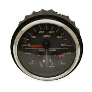 Faria Boat Multi Function Gauge Sg8005a | Oversized 4 1/4 Inch