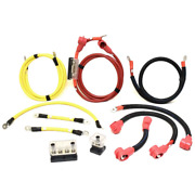 Hydrasports Boat Battery Cable 245-04326-h | Bh Electronics Kit