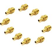Parker Boat Male Barbed Fitting 125hbl-8-12 | 1/2 X 3/4 Thread 10 Pc