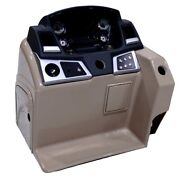 Tracker Pontoon Boat Steering Console 305569 | Evinrude Digital Gauges