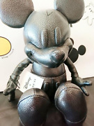 Limited Edition Coach X Disney Mickey Mouse Doll Genuine Leather Plush Toy