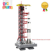 Launch Tower Mk I With Power Functions Crawler For Saturn V 21309/92176 Rocket