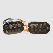 Stratos Boat Switch Panels 85022365 / 87021906   W/ Ignition 2 Pc